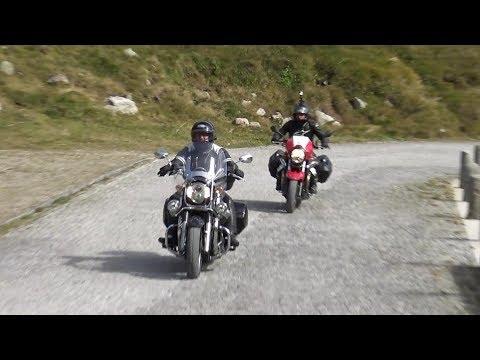 Guzzitour Alpen: Südfrankreich bis Schweiz