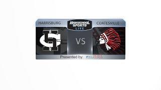 Harrisburg vs Coatesville Football