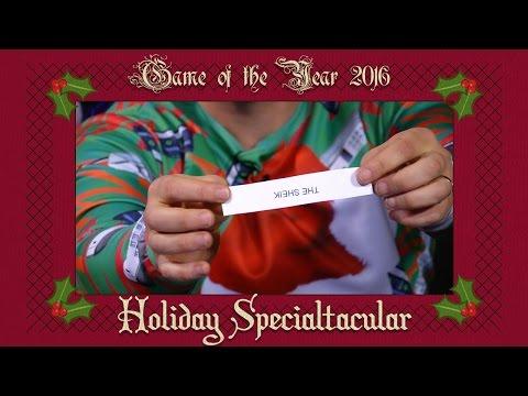 Holiday Specialtacular 2016: Hitsmas