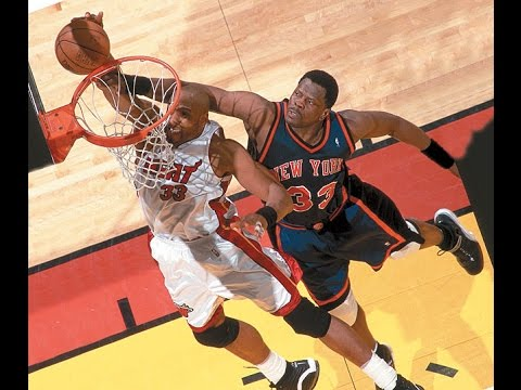 Alonzo Mourning 26 Points vs Knicks (2000 Eastern Conference Semifinals-Game 1)