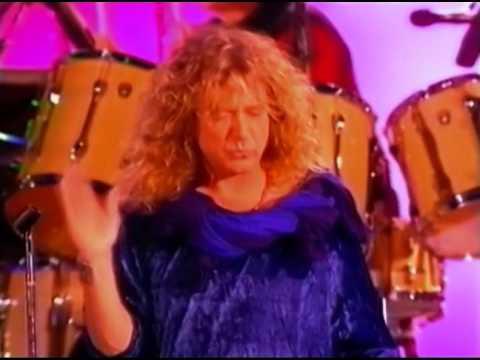 "Robert Plant - ""Innuendo"" (Queen) @ Freddie Mercury Tribute (1992-04-20) *HIGH QUALITY*"
