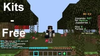 [Minecraft] Servidor HG 1.7 - 1.8 [Pirata- Original] (kits liberados) [SEM LAG]