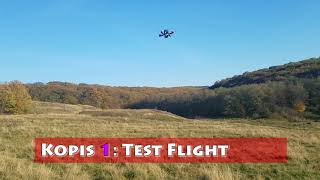 Holybro Kopis 1 test flight with flips | FirstQuadcopter.com