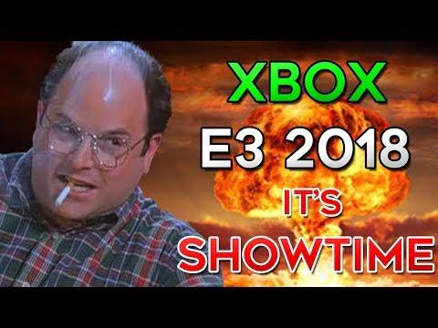 Microsoft E3 2018 Xbox Conference: No More Excuses - MORE GAMES