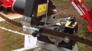 Auto Sharpener For Band Saw Blades - Woodmizer, Norwood Lumbermate