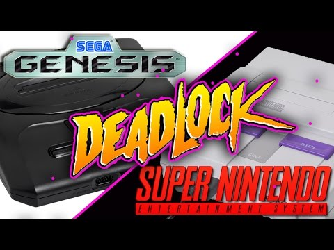 Thumbnail: Game Theory Presents - DeadLock: SNES vs. Genesis