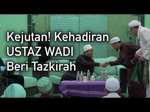 USTAZ WADI - Tazkirah Sulung Selepas Kemalangan