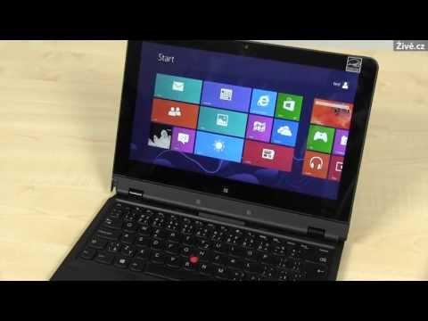 Lenovo ThinkPad Helix: hybrid pro opravdové profesionály – Živě cz