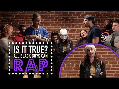 Are Black People Better Rappers? - Is It True