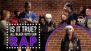 Black People Better Rappers | Is It True?