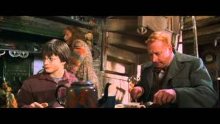 Video Harry Potter and the Chamber of Secrets - Harry's first time at the Weasley's home (HD) download MP3, 3GP, MP4, WEBM, AVI, FLV September 2017