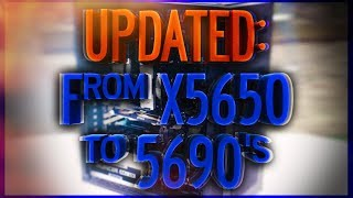 Project Reprisal Update: From Dual Xeon 5650's to X5690's
