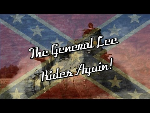 War Thunder - The General Lee Rides Again