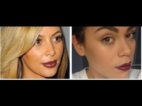 FALL 2013 makeup trends (KIM KARDASHIAN:) Travel Video