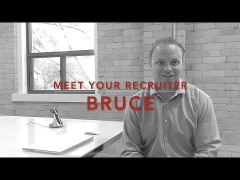 Meet Your Exec Recruiter: Bruce