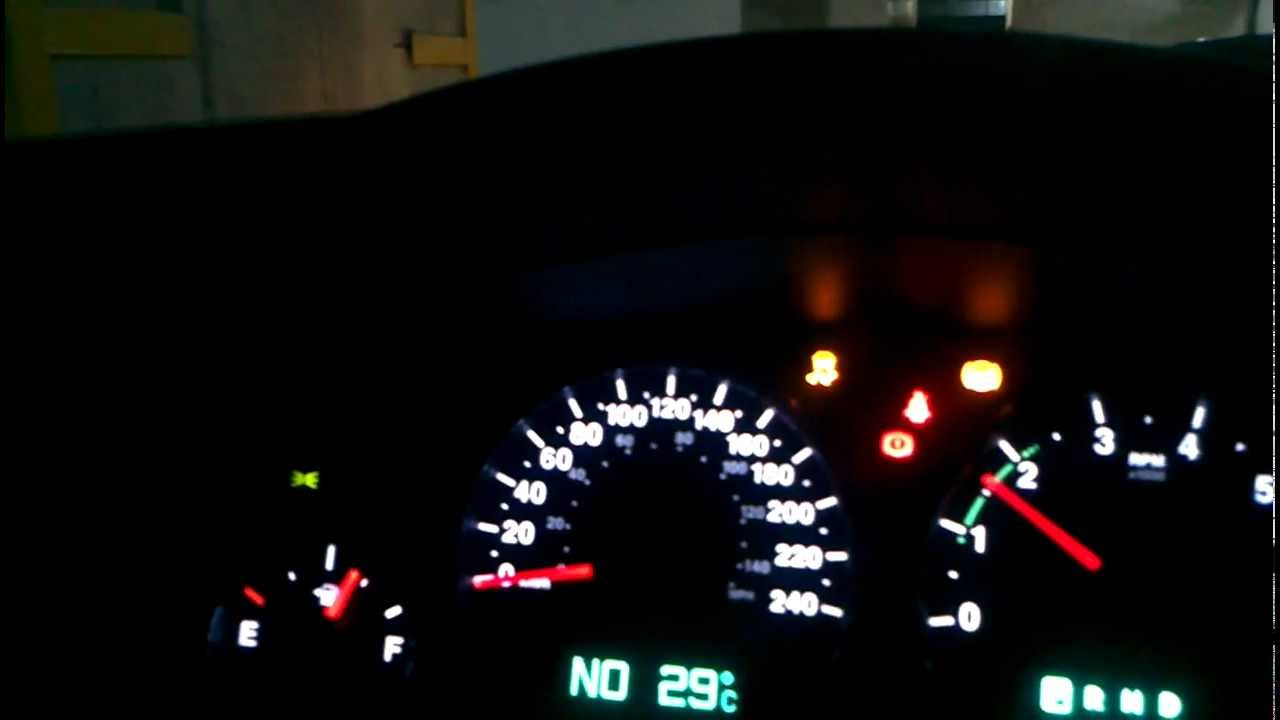 Jeep Liberty 11 Etc Esp Abs Lights Errors Youtube