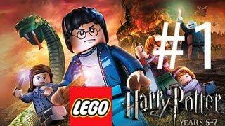 Lego Harry Potter Years 5-7 - PC - Ordem Da Fenix Ep.1