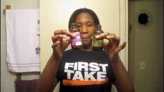 Jamaican black castor oil LAVENDER vs Jamaican black castor oil ORIGINAL(DONT FORGET TO CHECK OUT MY ORIGINAL VIDEO OF HOW AMAZING THIS OIL HAS BEEN IN GROWING MY EDGES :)) http://youtu.be/byNOJX08vlg ..., 2013-01-20T21:36:30.000Z)