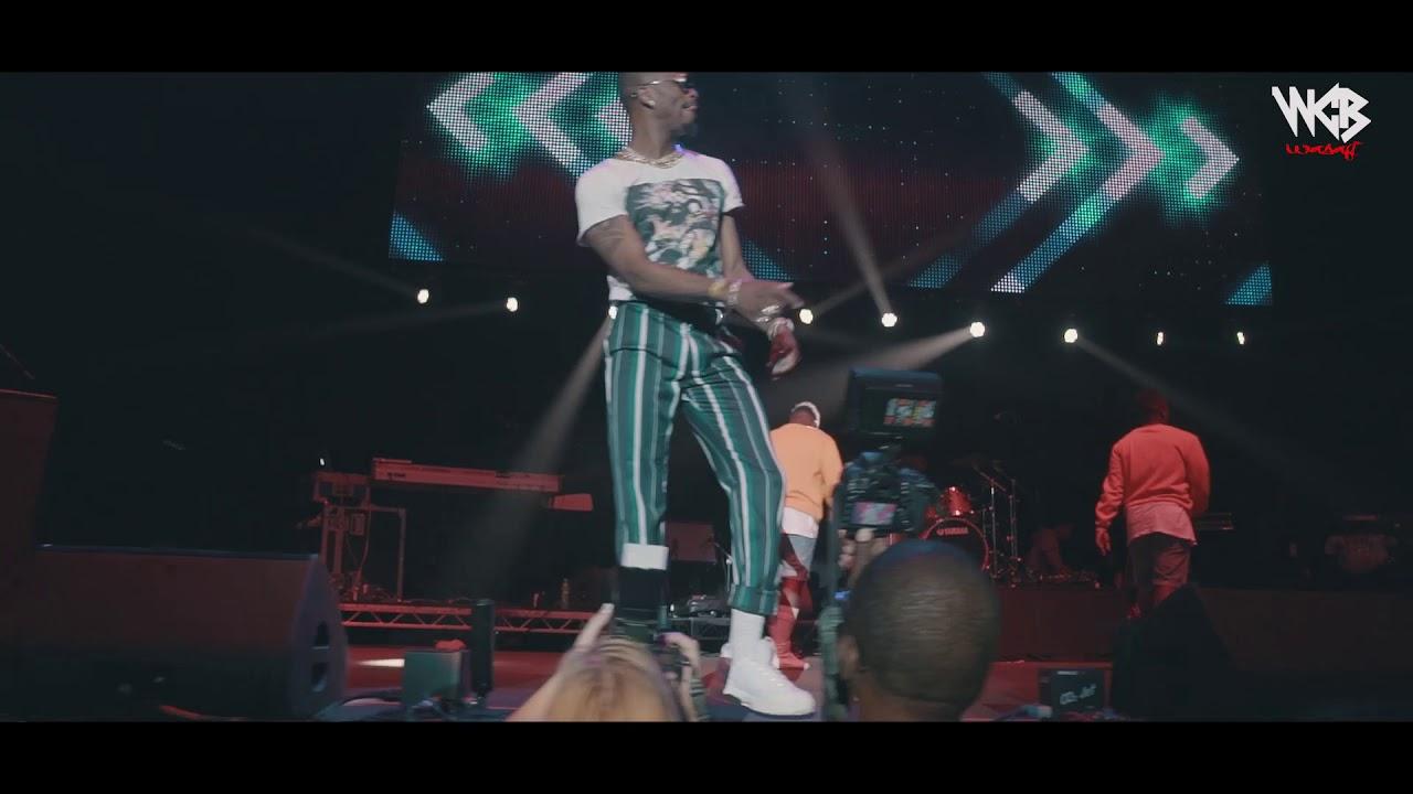 diamond Platinumz - Live  performance at One Africa Music Festival