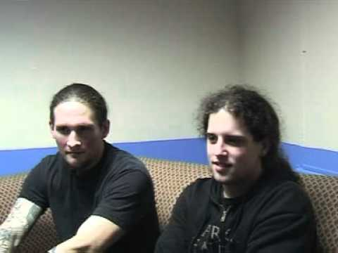 Diamond Plate interview at Hammerfest 2012