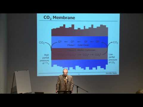 Provost's Lecture: Klaus Lackner - CO2 Capture from Air