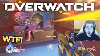 Overwatch MOST VIEWED Twitch Clips of The Week! #135