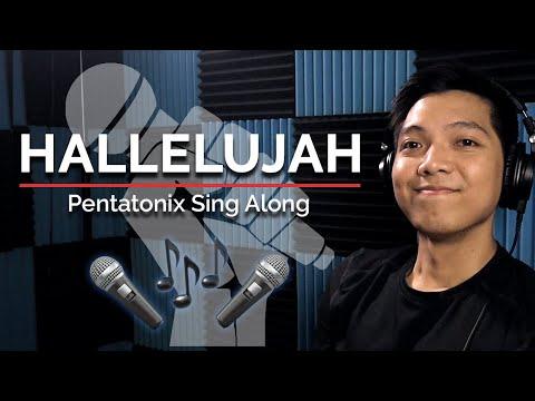 Hallelujah (Sing Along With Me) - Pentatonix