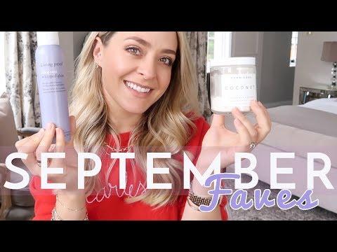 September Favourites | Fleur De Force thumbnail