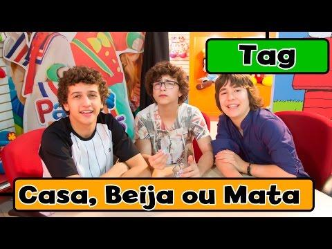 Tag - Casa, Beija ou Mata (Ft. Gabriel Moura, Renato Cavalcanti) - Fhelipe Gomes