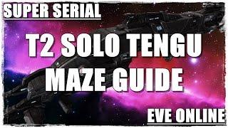 Eve Online Solo Maze tengu walkthrough
