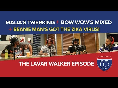 Beenie Man Got The Zika Virus w/ Lavar Walker | The 85 South Show With DC Young Fly & Karlous Miller