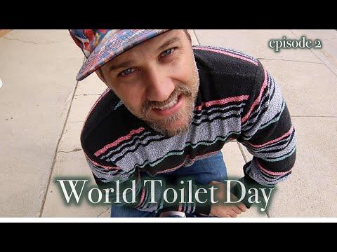 World Toilet Day (Nov 19th)