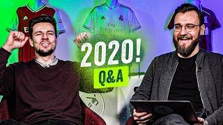 Q&A: FROHES NEUES JAHR! Haaland, Transfers, FC Barcelona - chilliger Neujahrstalk