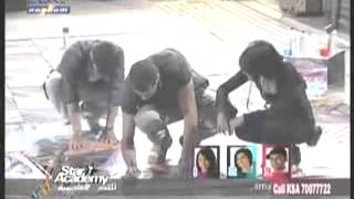 Videos of Rahma Riyad & Mohammad Ramadan Star Academy 7 Official group 25