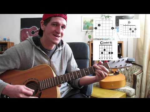 How To Play 'Teenage Dirtbag' On Guitar- Wheatus Acoustic Tutorial
