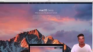 Ein Blick auf macOS Sierra