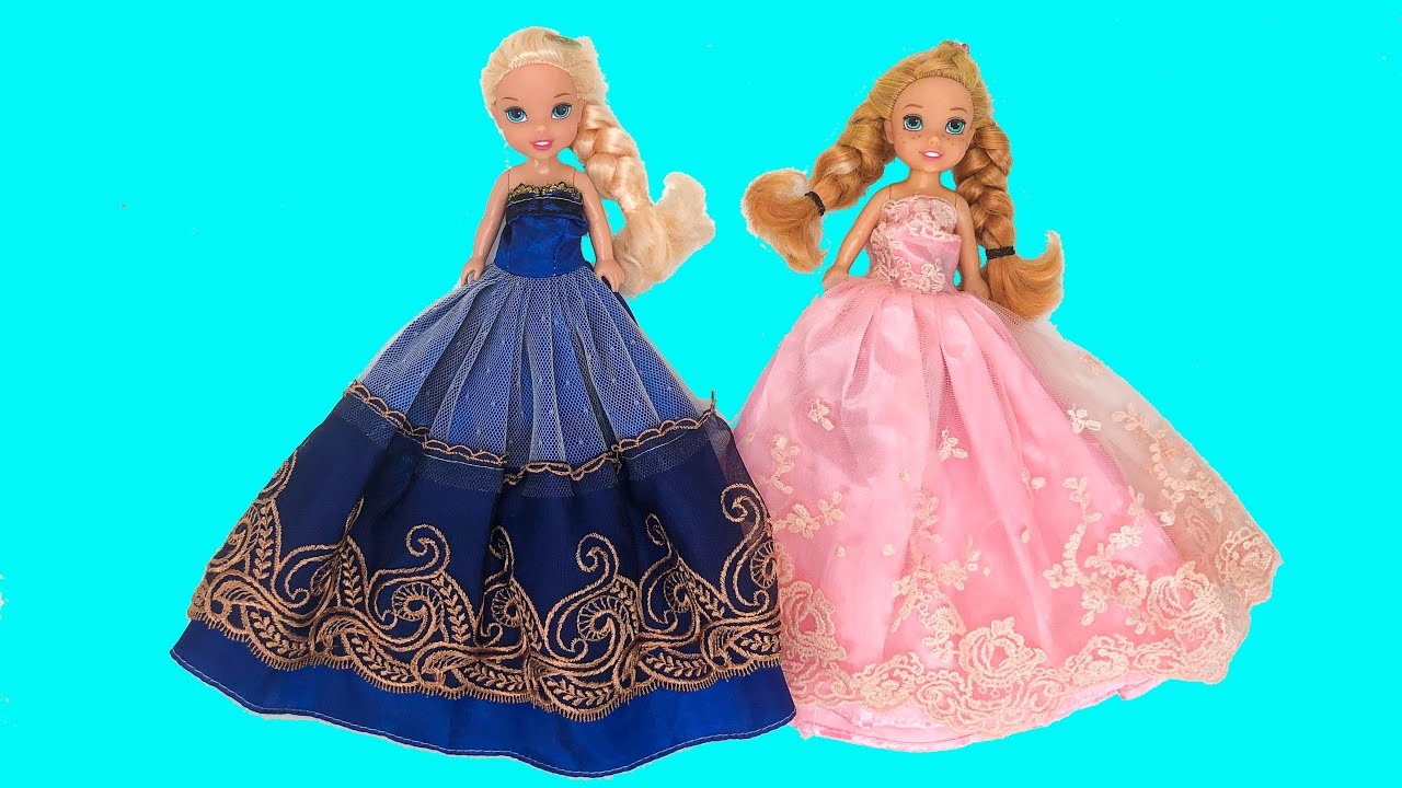 Download Elsa and Anna toddlers- new dress at the boutique