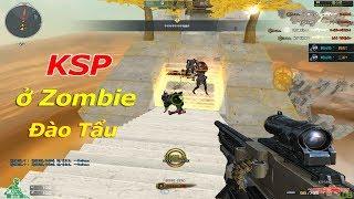 Sức Mạnh Của KSP Khi Dame 800% Zombie Escape Sẽ NTN?