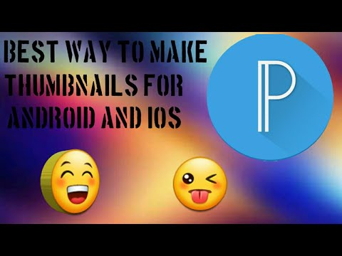 how to make thumbnails for youtube on iphone