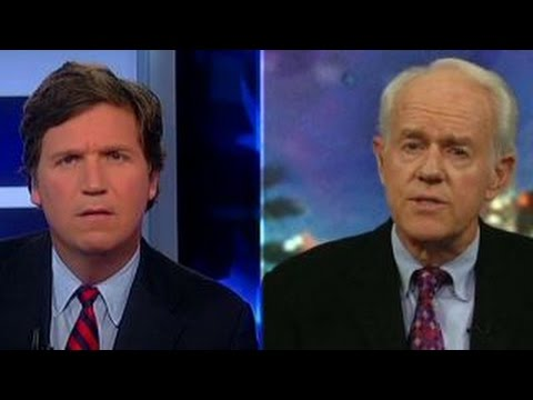 Tucker Carlson vs. actor Mike Farrell on \'unqualified\' Trump
