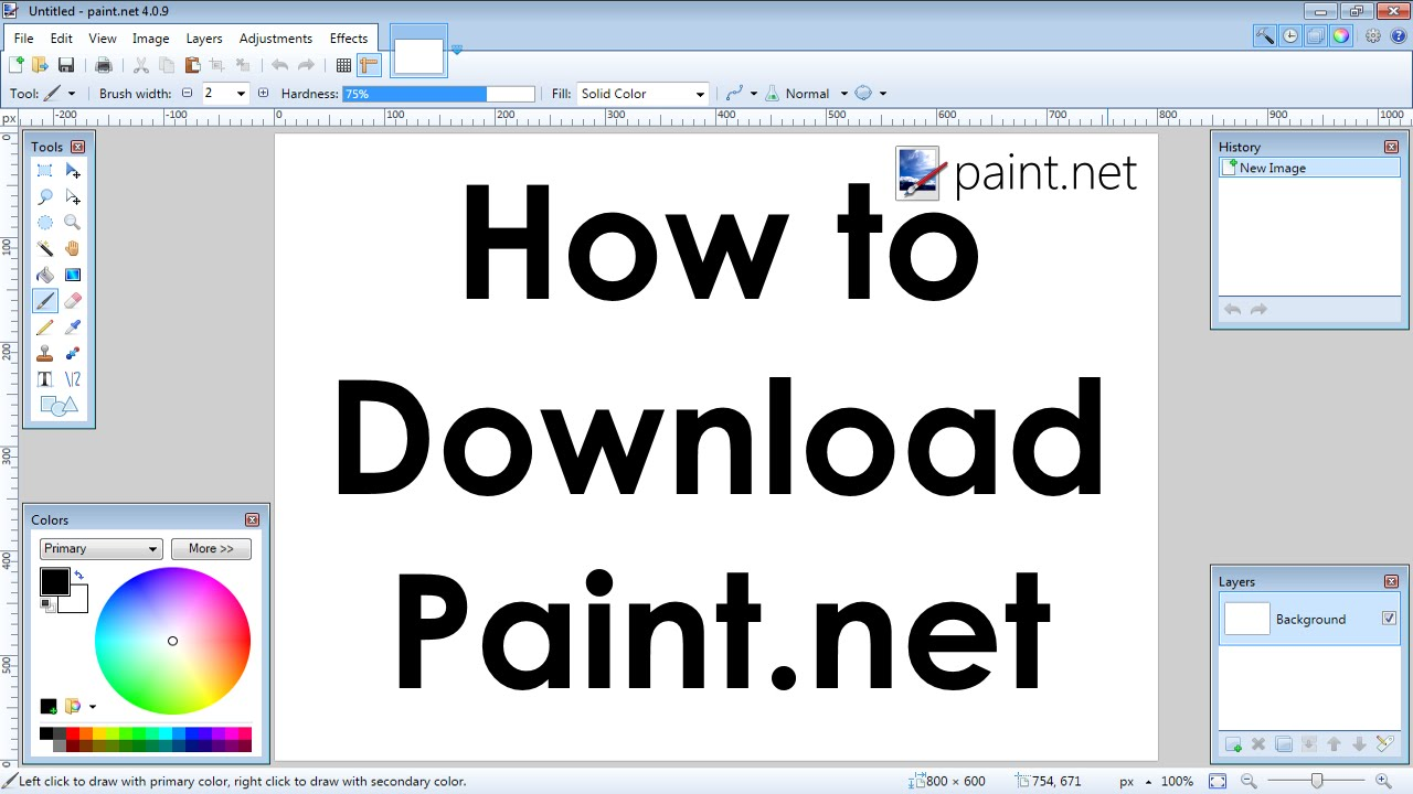 paint.net windows vista