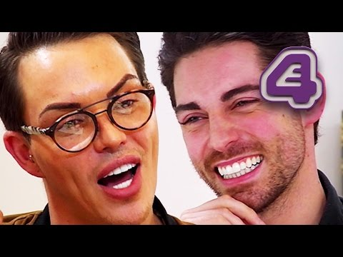 TOWIE's Bobby Norris Visits The Agency And Loves Receptionist Tom! | Celebs Go Dating