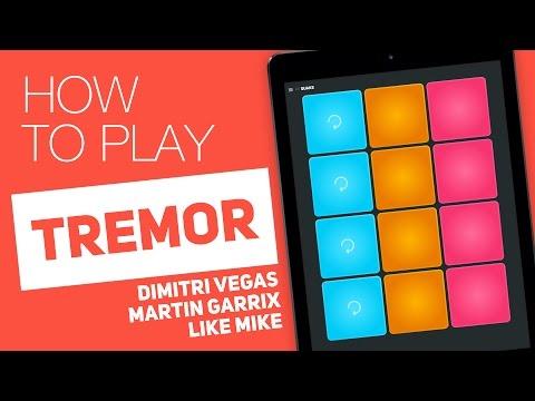 Tremor - Dimitri Vegas, Martin Garrix, Like Mike    Tutorial on Super Pads - Quake Kit