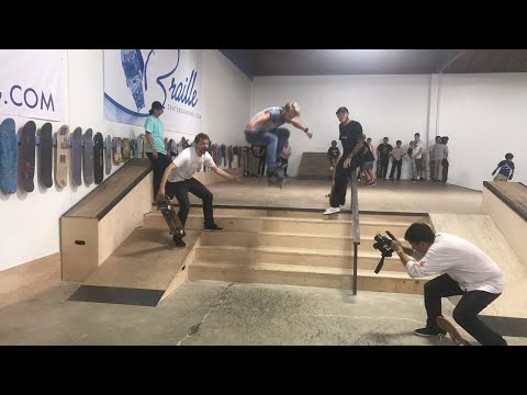 5 STAIR CONTEST LIVE STREAM!
