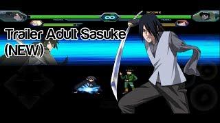 [Trailer] New Adult Sasuke - Bleach VS Naruto MUGEN