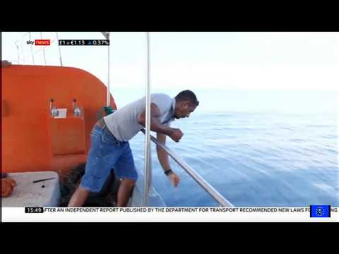 """Overfishing crisis: Mark Carney says """"time is running out"""""""