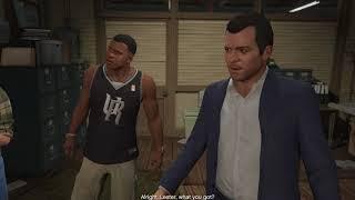 Grand Theft Auto V PC Walkthrough Mission - Achitect