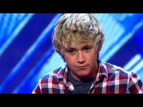 Xtra Factor 2010 - Niall Horan [So Sick Of Love Songs - Ne-yo] (Full Version)