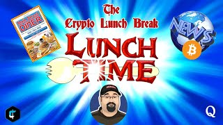 The Crypto Lunch Break: Divi's Influence Growing, So Many Positive Signs For Crypto!