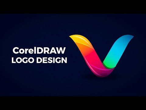 Global Insurance - Financial Loss Logo In CorelDraw X8